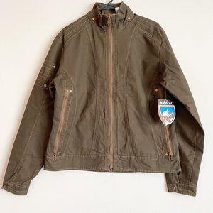NWT KUHL Burr jacket size L